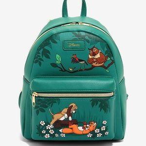 SOLD LOUNGEFLY DISNEY FOX AND THE HOUND BACKPACK